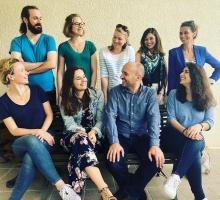 L'équipe de Librinova
